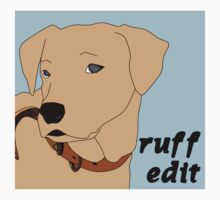 Ruff Edit Kids Tee
