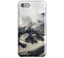 Mount St Helens lava dome closeup iPhone Case/Skin