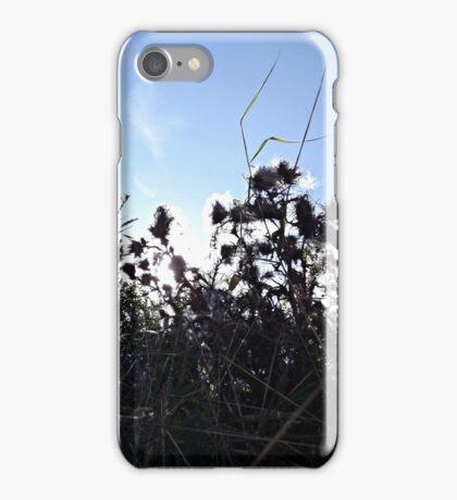 Glowing Fluff iPhone Case/Skin