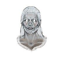 The Elder Scrolls- Skyrim- Man of the North Photographic Print