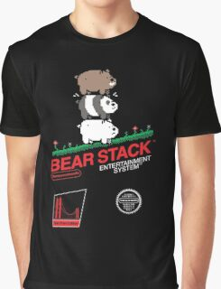 Bear Stack Graphic T-Shirt