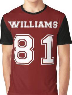 Jesse Williams '81 Graphic T-Shirt