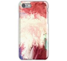 Abstract Acrylic Painting Impacto  iPhone Case/Skin