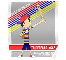 BUY EARTHBOUND BONDS Poster