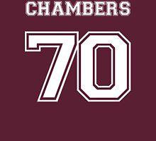 Justin Chambers '70 Unisex T-Shirt