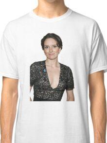 tina fey transparent. Classic T-Shirt