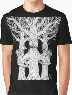 Denizens of the Diabolic Wood Graphic T-Shirt