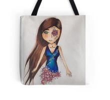 Flower Spirit Tote Bag