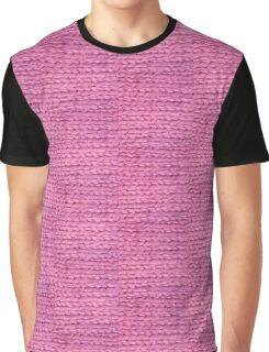 handknitted Graphic T-Shirt