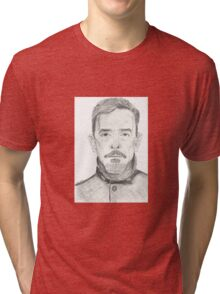 Adrian Schiller - star of stage and screen Tri-blend T-Shirt