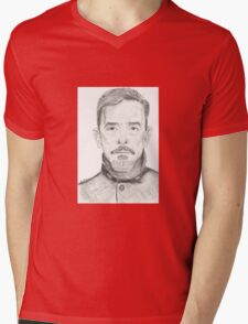 Adrian Schiller - star of stage and screen Mens V-Neck T-Shirt