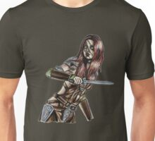 The Elder Scrolls- Skyrim- Aela The Huntress Unisex T-Shirt