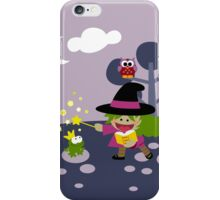 Tiny Witch iPhone Case/Skin