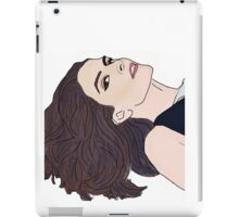 tina fey iPad Case/Skin