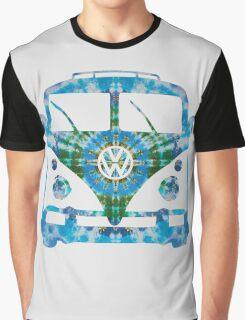 VW Tie Dye Graphic T-Shirt