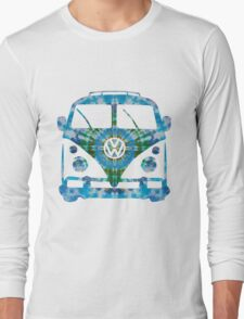 VW Tie Dye Long Sleeve T-Shirt