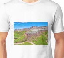 Winding Dry River Unisex T-Shirt