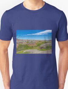 Colorful Badlands T-Shirt
