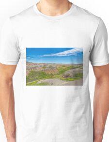 Colorful Badlands Unisex T-Shirt