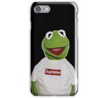 kermitt logo iPhone Case/Skin