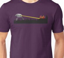 Martian Tripod Invasion Unisex T-Shirt