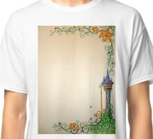 Rapunzel's tower   Classic T-Shirt