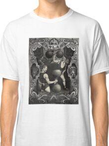 Atlas the Strongman Carnival Banner Classic T-Shirt