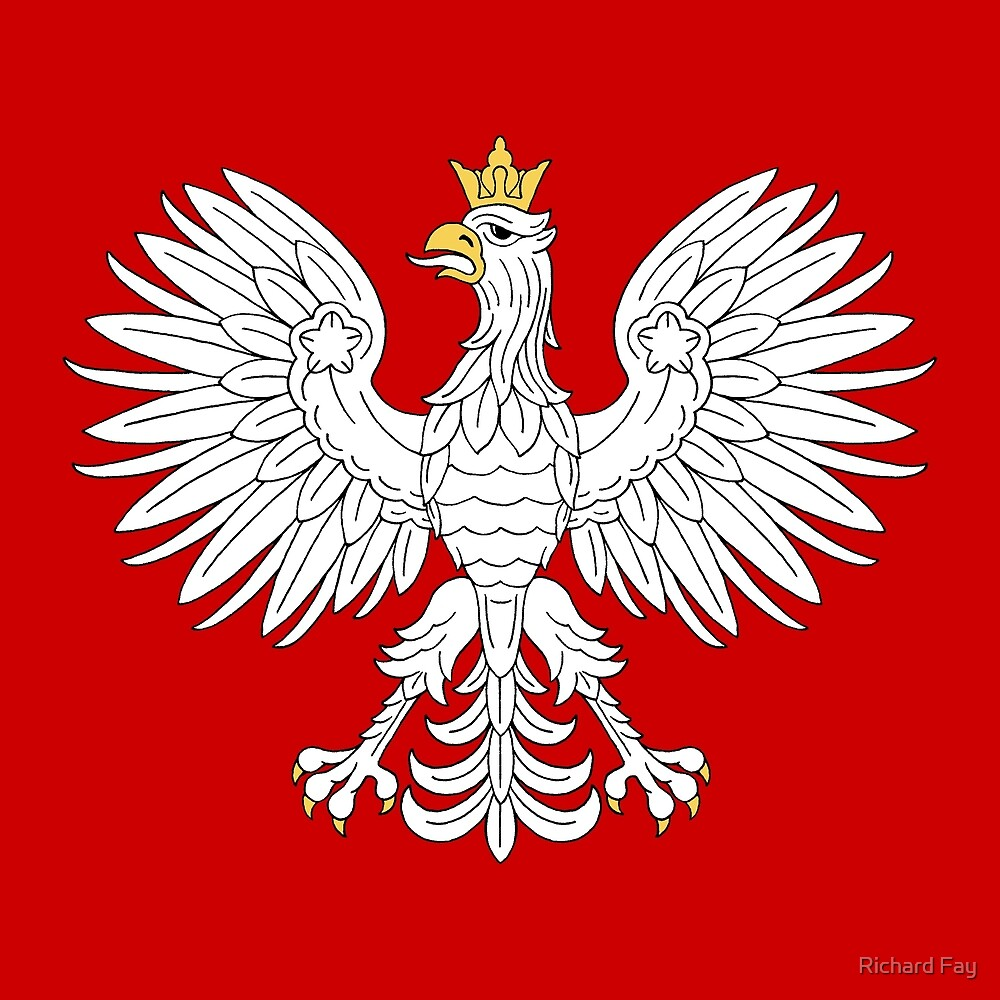 Polish Eagle by Richard Fay