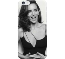 tina fey porter mag iPhone Case/Skin