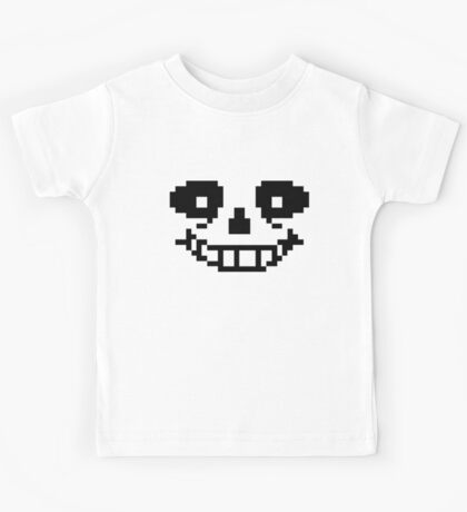 Sans face <3 Kids Tee