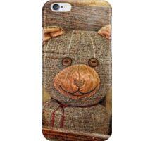 Vintage Teddy iPhone Case/Skin