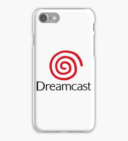 dreamcast logo iPhone Case/Skin