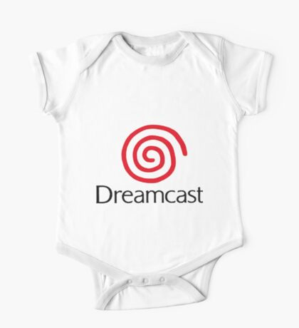 dreamcast logo One Piece - Short Sleeve