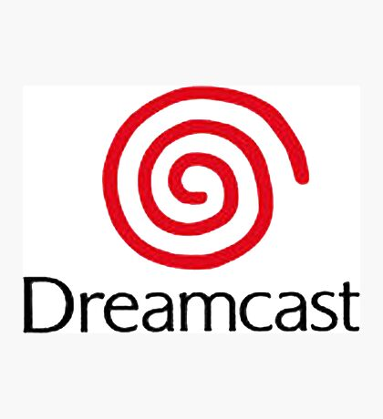 dreamcast logo Photographic Print