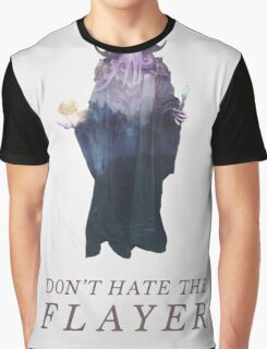 Don't Hate the Flayer Graphic T-Shirt