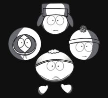 South Parksodhy Kids Tee
