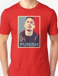 Punisher for President Unisex T-Shirt