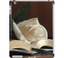 Fragrant Blessings iPad Case/Skin
