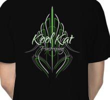 Kool Kat Pinstriping (Green) Classic T-Shirt