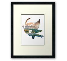 Celebi #251 Framed Print