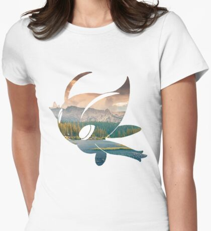 Celebi #251 Womens Fitted T-Shirt
