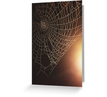 Spiders Not Included Greeting Card