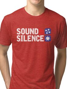 Dami In - Sound of Silence Tri-blend T-Shirt