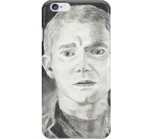 Martin Freeman as John Watson  iPhone Case/Skin