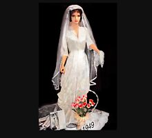 Bridal Gown/ 1949 Tank Top