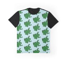 Clifford the Big Green Frog Graphic T-Shirt