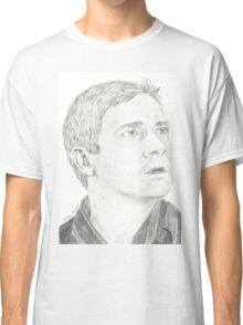 Martin Freeman as John Watson Classic T-Shirt