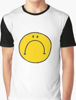 Mr UnHappy Graphic T-Shirt