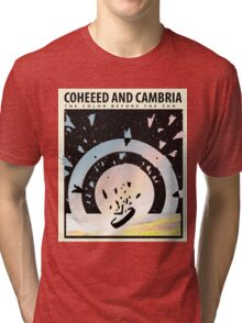 coheed cambria the color befor sun albums tour Tri-blend T-Shirt
