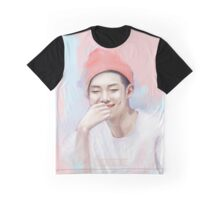 BTS Rap Monster 09 Graphic T-Shirt